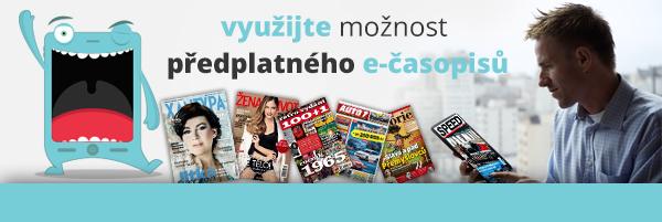 Využijte možnost předplatného časopisů